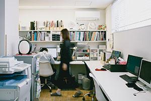 スタジオパートスリー和歌山事務所内観03